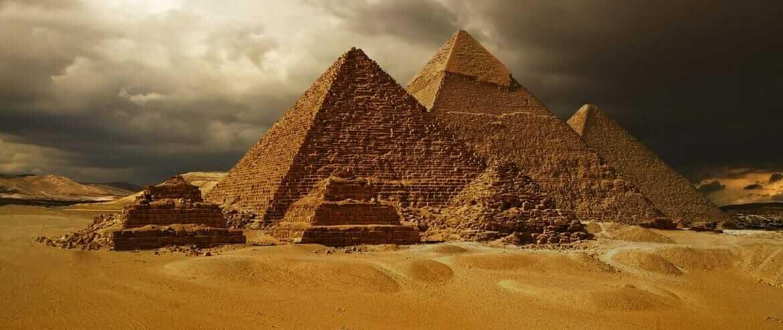 Piramitler Nasıl Yapıldı?